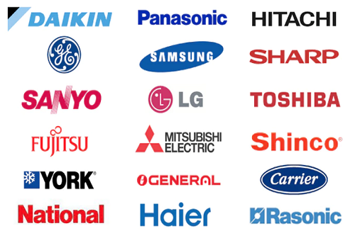 فروش انواع برند کولر گازی